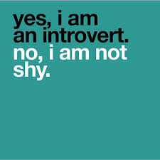 introvert sign