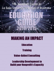See the new online Education Guide