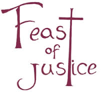 Feast of Justice logo