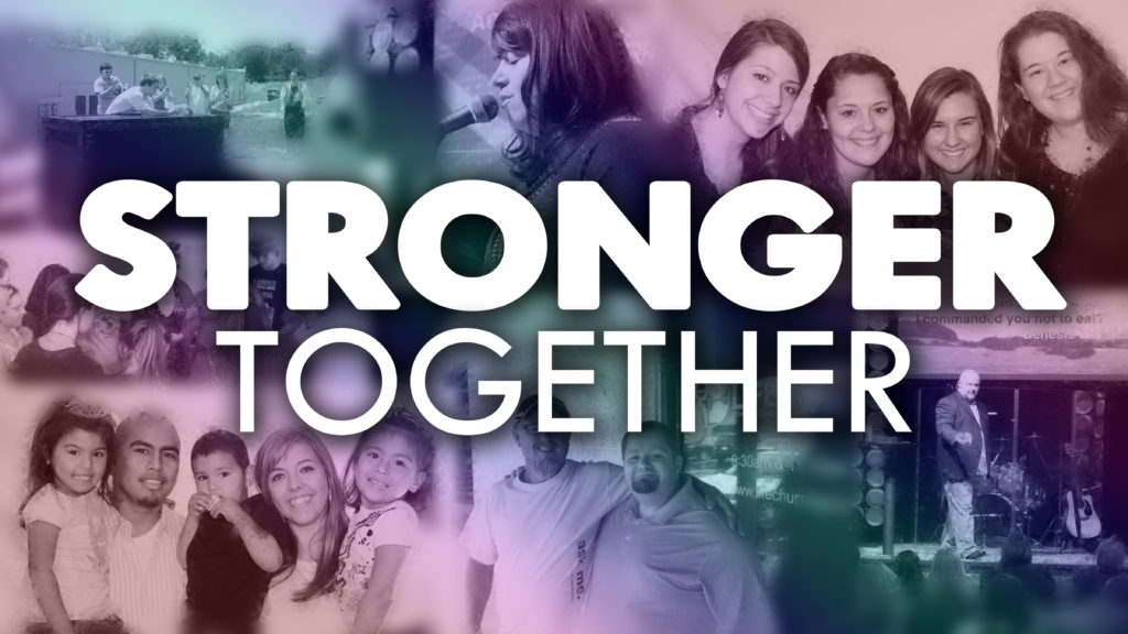 stronger together photos